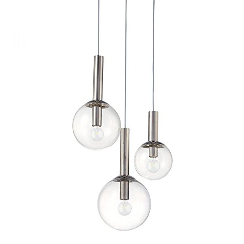 Sonneman 3763 35 Bubbles Pendant 3 Light