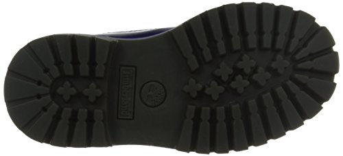 Timberland 6in Prem WP, Unisex-Kinder Stiefel Purple Shine