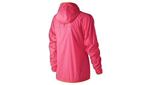 New Balance - Veste de sport - Femme Rose Fluo Pink