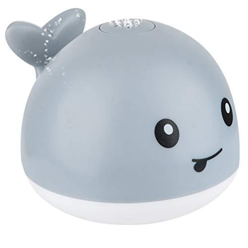 Cabilock Water Walvis Speelgoed Elektrisch Bad Speelgoed Dieren Spray Speelgoed Douche Baby Speelgoed Voor Kinderen…