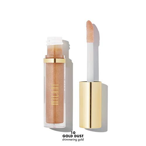Milani Keep It Full Nourishing Lip Plumper - Gold Dust (0.13 Fl. Oz.) Cruelty-Free Lip Gloss for Soft, Fuller-Looking Lips