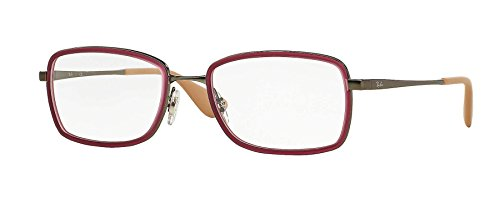 Ray-Ban Vista RX 6336 2857 Eyeglasses Rubber - Ban Glasses Luxottica Ray