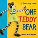 One Teddy Bear, Leonie Worthington, 1877003131