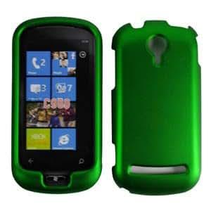 For Lg Quantum C900 Accessory - Green Design Hard Case Protector Cover + Lf Stylus Pen