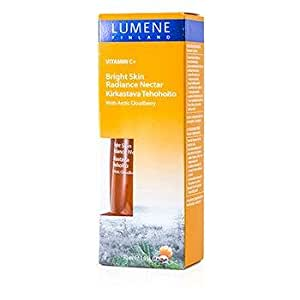 Lumene Vitamin C Plus Bright Skin Radiance Nectar, 1 Fluid Ounce
