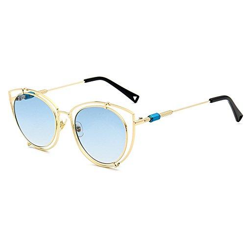 Designer Creux C5 Protection nouveauté pour la Beach Brillants Driving Outdoor de Cat UV Soleil Femmes Lunettes KOMEISHO pour Vacation Design Eyes C2 Nuances Les Couleur 4qgI6x5wnE