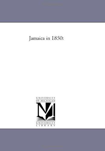 Jamaica in 1850: