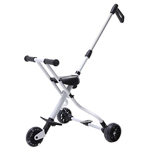 Lightweight Baby Pushchair - Pram Travel System Carriage Compact Fold Technology for Easy Transport and Storage Kids Stroller for 3-6 Years Old (95cm/ 37 inches)