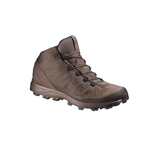 Salomon Forces Speed Assault Boots, Burro/Absolute Brown, Size 9 US, 379499