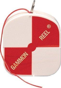 12-foot-white-orange-gammon-reel-21012-by-gammon-reel