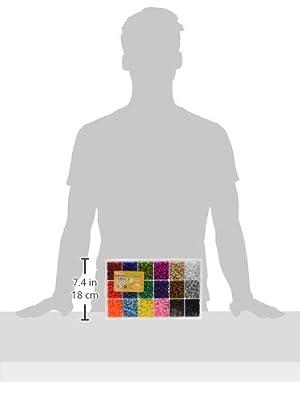 Beadery - Giant Bead Box Kit 2300 Beads/Pkg
