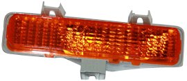 S15 Parking Signal Light (TYC 12-1248-01 Chevrolet/GMC Driver Side Replacement Parking/Signal Lamp Assembly)