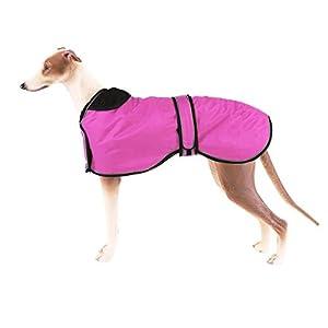 Chaqueta de perro impermeable, abrigo de invierno para perro con forro polar cálido, ropa de perro al aire libre con…