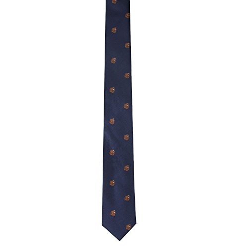 Bear Tie | Bear Market Wall Street Ties | Banker Gift for Men | Work Ties for Him | Birthday Gift for Guys (Brown Bear) by AUSCUFFLINKS (Image #2)