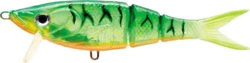 Storm Kickin Minnow 04 Fishing lure (Fire Tiger, Size- 4)