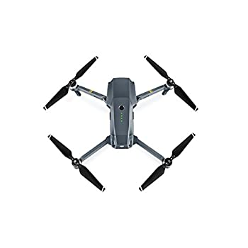DJI Mavic Pro Aerial 4K Camera Drone Bundle w/ Shoulder Bag & Prop Guard (Certified Refurbished)