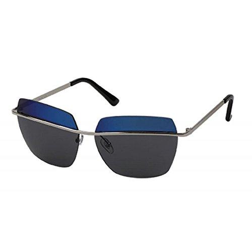 Chic-Net Gafas de sol gafas de aviador 400 UV filo web sin ...