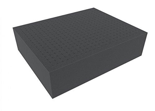 Feldherr Pick and Pluck Foam - Rasterfoam - Espuma precortada de tamaño Completo 34 x 25 cm Diferentes Alturas Disponibles,...