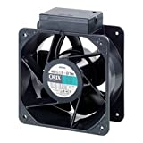 ORIX Single-Phase 200/230 VAC Axial Cooling Fan - 7.09 in. (W) X 7.09 in. (H) [180 mm (W) X 180 mm (H)]