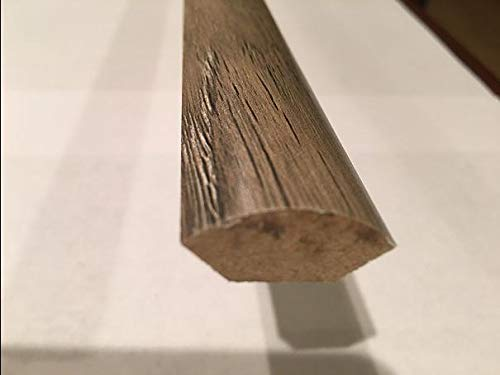 Oak Laminate Quarter Round - Laminate Quarter-Round - Show Shade Oak, 7.875ft(L) x 1