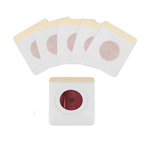 EzyTone Detox-Pflaster, Natural Herb Magnetic Slim Fat Burning Detox-Klebefolie, Bauchnabelpflaster für Bierbaucheimer Taille Bauchfett Schnelles Abnehmen (150pcs)
