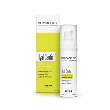 dermaceutic Hyal ceutic INTENSE Hidratante MINESKIN TREATMENT
