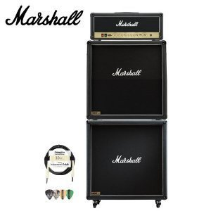 Marshall DSL100H-1960A-1960B-KIT-1  Guitar Amp Head and 4x12 Speaker Cabinet Kit by Marshall Amps