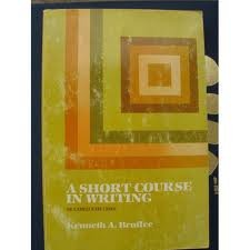 A short course in writing: Practical rhetoric for composition courses, writing workshops, and tutor training programs