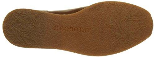 Neosens S499 Restored Skin Cuero Greco, Scarpe Stringate Basse Derby Uomo Marrone (Cuero)