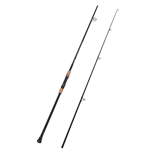 Fiblink 2-Piece Surf Spinning Fishing Rod Carbon Fiber Travel Fishing Rod(9-Feet & 11-Feet & 13- Feet) (11-Feet)