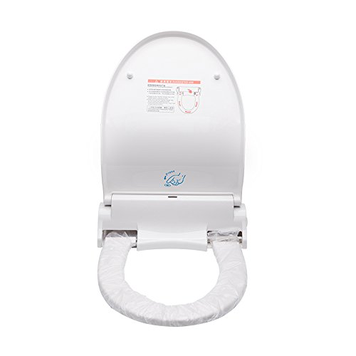 Topsed Intelligent Toilet Bidet Toilet Seat Cover Set Automatically for The General Public Toilet Cover,C1 Automatic Replacementsimple and Comfortable General Slow Down Comfort Antiseptic European by Topsed (Image #1)