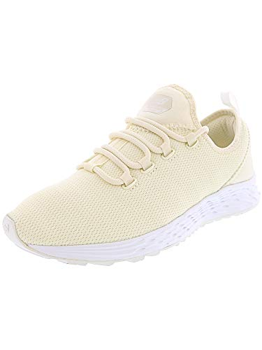 - New Balance Women's Arishi v1 Fresh Foam Running Shoe, Angora, 5 D US