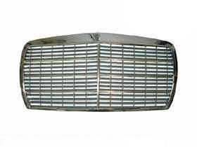 Grille Ziegler (Mercedes w123 Front Grill Assembly Screen + Frame)