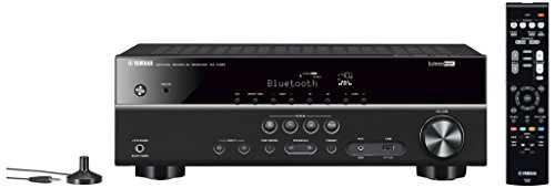 Yamaha RXV383 5 Channel AV Receiver - Black