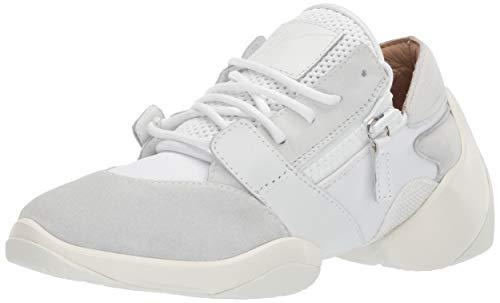 GIUSEPPE ZANOTTI Women's RS90058 Sneaker, Bianco, 9 B US (Giuseppe Zanotti Shoes)
