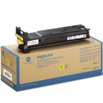 Konica Minolta MagiColor 4690Mf Yellow Toner Cartridge (OEM) 8,000 Pages