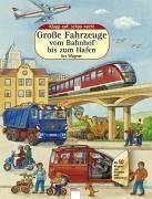 Grosse Fahrzeuge vom Bahnhof bis zum Hafen: Klapp auf, schau nach!