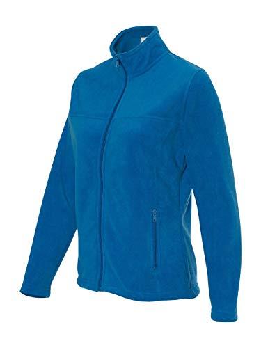 Colorado Clothing 9634 Women's Sport Fleece Full-Zip Jacket True Royal XL