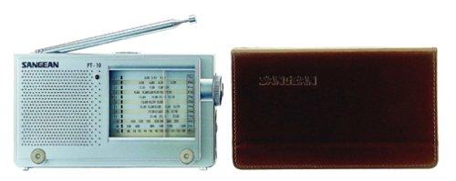 Sangean PT-10 AM/FM Stereo LW/SW Shortwave World Band Tra...