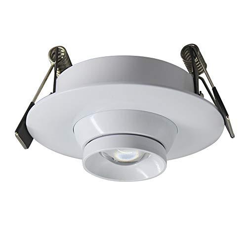 Aisilan Gimbal LED Downlight, 3W 3