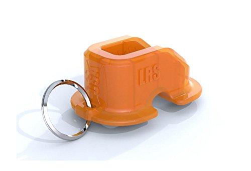 Hilljak Ruger Mark I, II, III, IV, 22/45 22LR Speed Loader Quickie Loader - Orange
