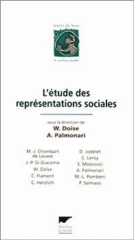 L'Etude des représentations sociales par Willem Doise