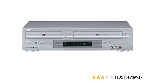 sony vcr plus manual user guide manual that easy to read u2022 rh sibere co SV2000 DVD Recorder VCR SV2000 DVD Recorder Remote