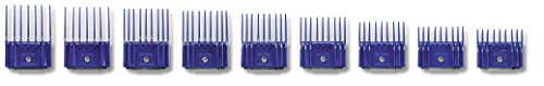 Andis-9-Piece-Clipper-Combs-for-Samll-Pets-Blue-12860
