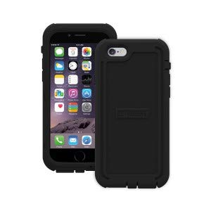 Trident 4.7-Inch Cyclops Series Case for Apple iPhone 6/6s - Retail Packaging - Black