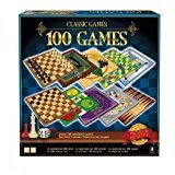 Classic Games 100 Games Board Games