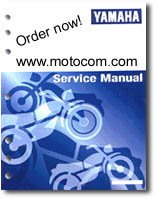 (Official 2008-2009 Yamaha YXR450 Rhino Side X Side Factory Service)