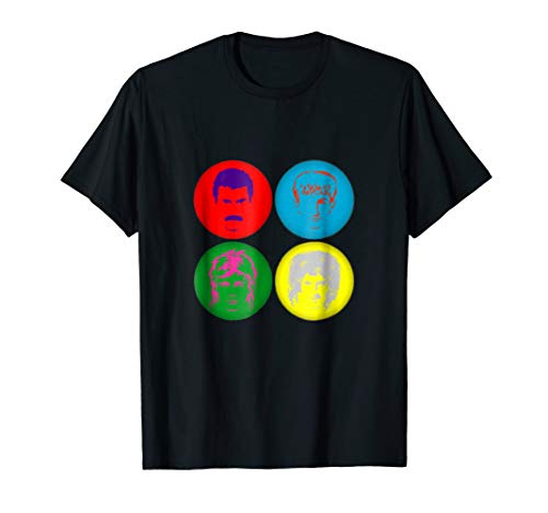Queen - Hot Space T Shirt (Band T Shirts Kids)