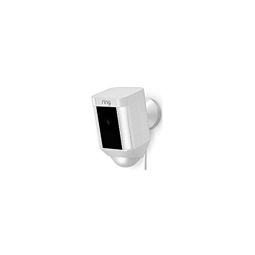 Ring Spotlight Cam Wired: Plugged-in HD security camera with