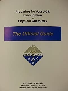 preparing for your acs examination in general chemistry the rh amazon com american chemical society test study guide american chemical society study guide organic